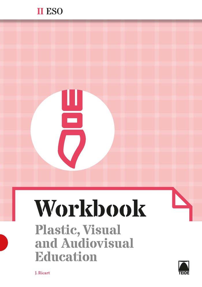 Education plastic visual ii eso wb 19