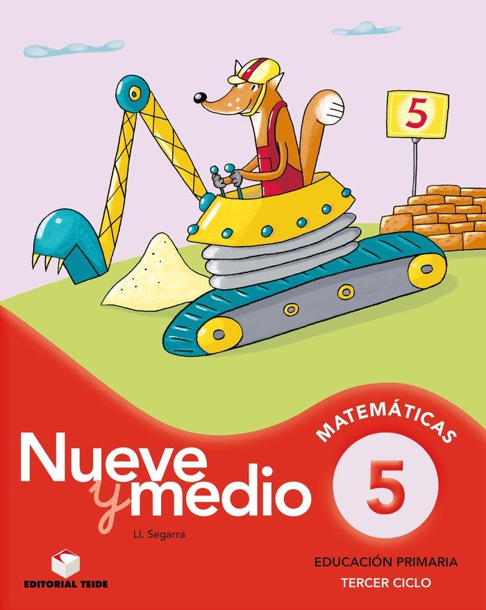 Cuaderno calculo nueve y medio 5 5ºep 18