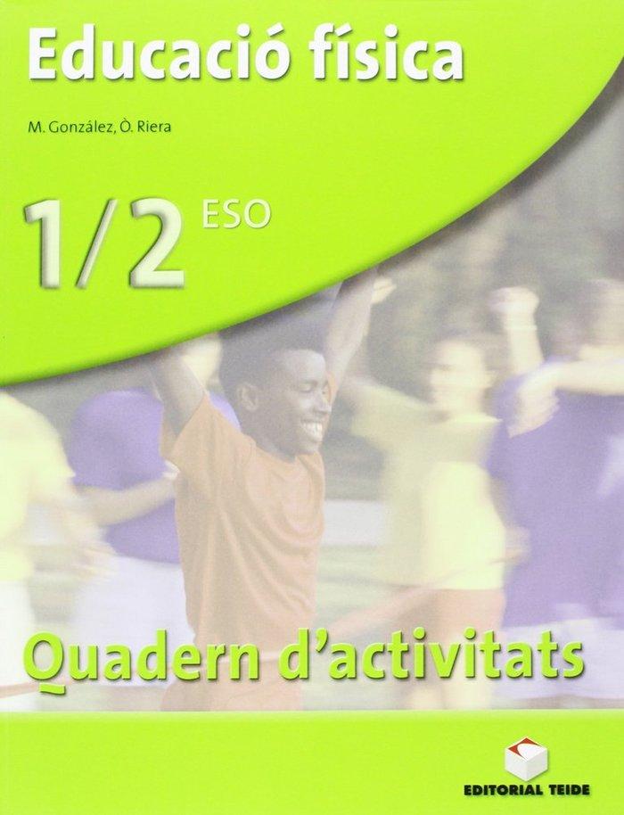 Quadern educacio fisica 1ºciclo eso cataluña 12