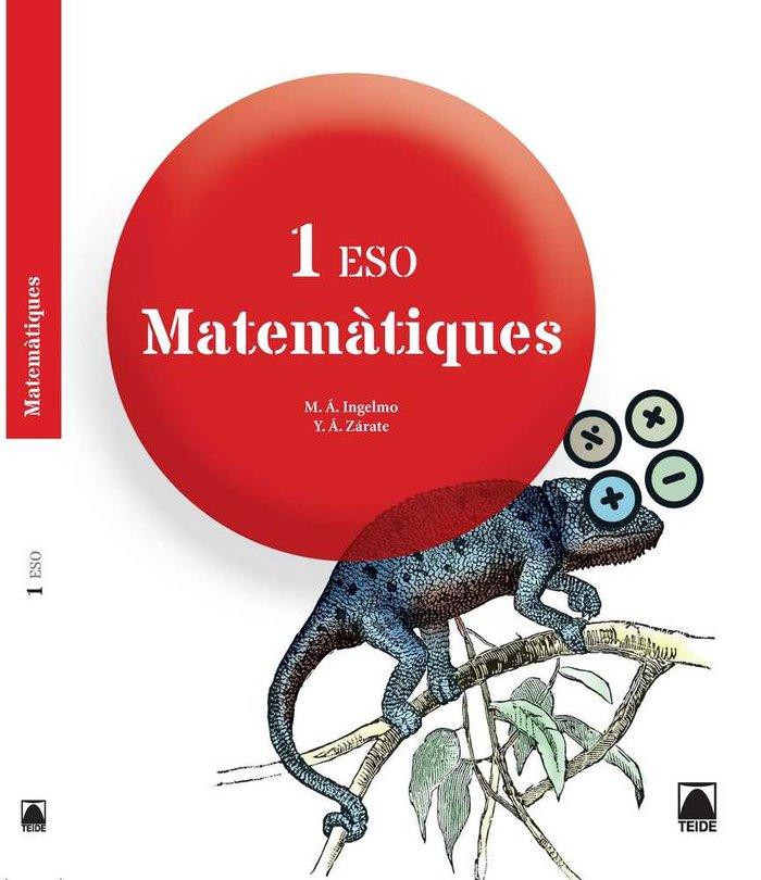 Matematiques 1ºeso cataluña 15