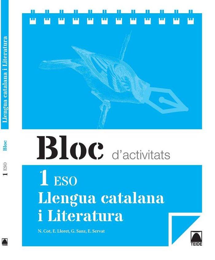 Bloc activ.llengua literatura 1ºeso cat. 15