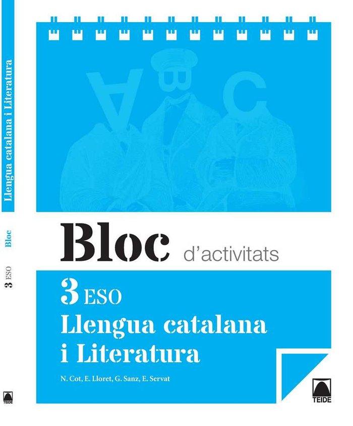 Bloc activ.llengua literatura 3ºeso cat. 15