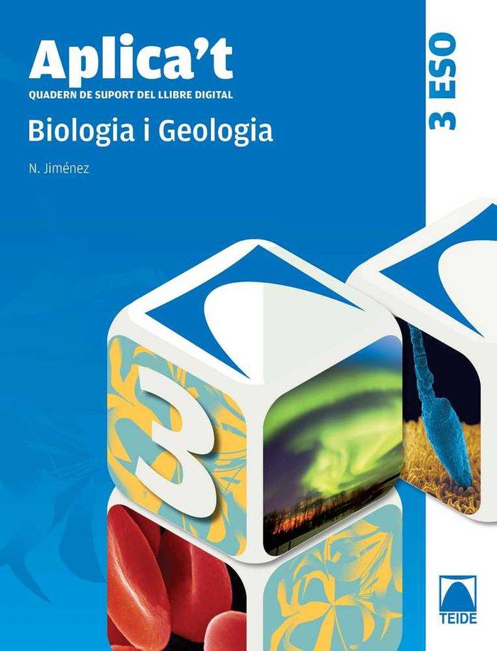 Biologia geologia 3ºeso cataluña 14 aplica't