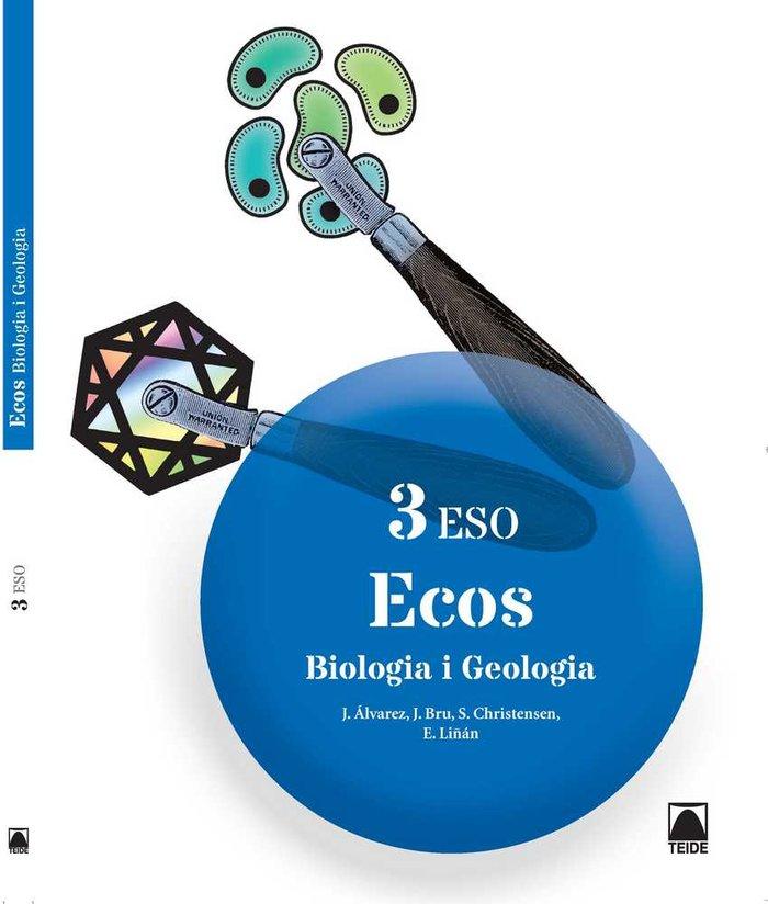 Biologia geologia 3ºeso cataluña 15 ecos