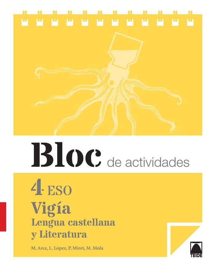 Bloc lengua castellana 4ºeso 16 vigia