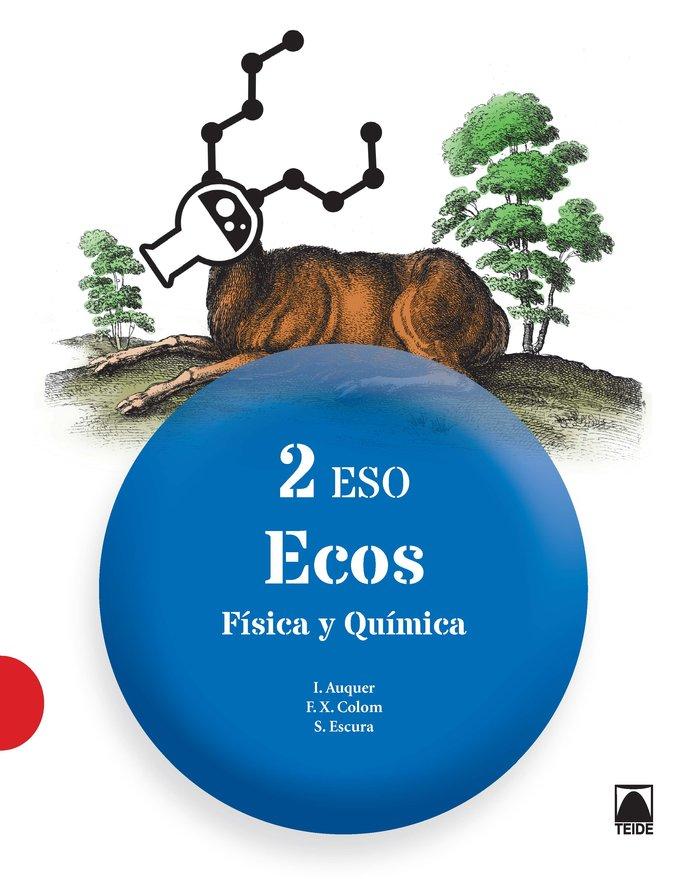 Fisica quimica 2ºeso 16 ecos