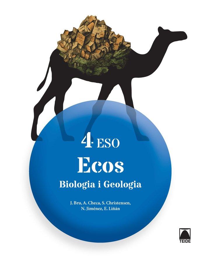 Biologia geologia 4ºeso cataluña 16 ecos