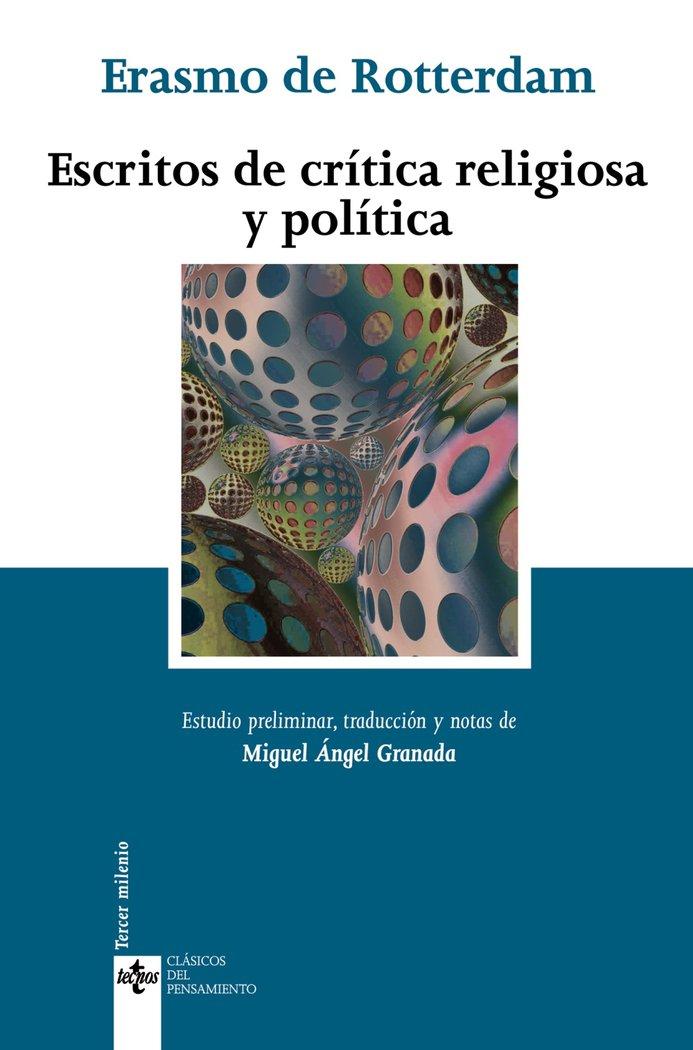 Escritos de critica religiosa y politica
