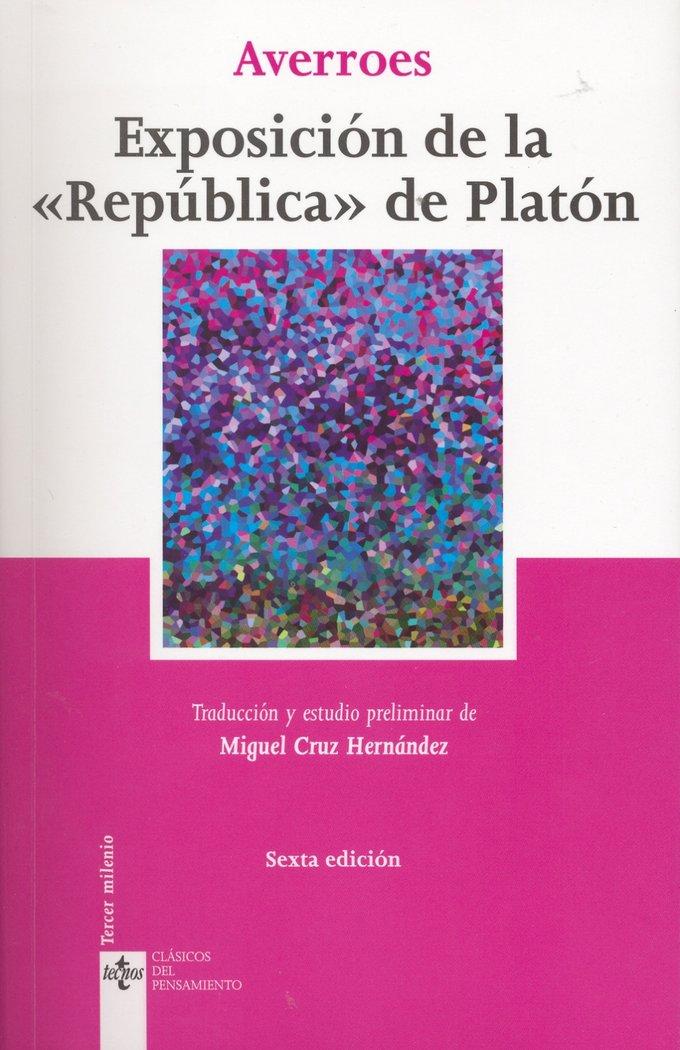 Exposicion de la republica de platon