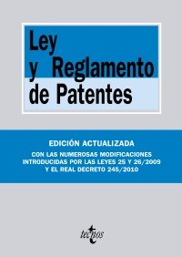 Ley y reglamento de patentes