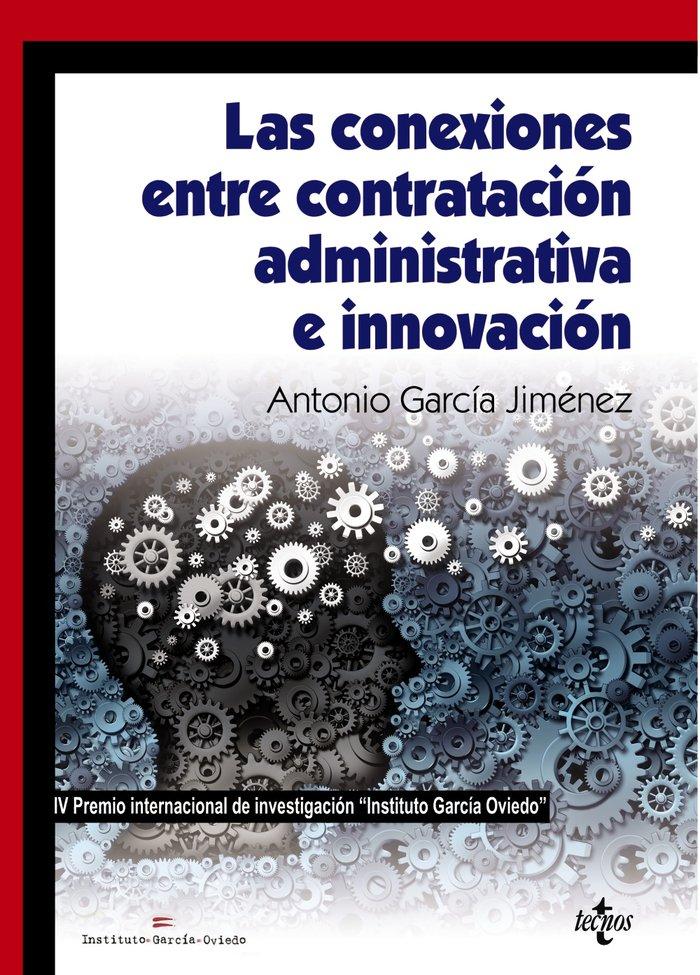 Conexiones entre contratacion administrativa e innovacion