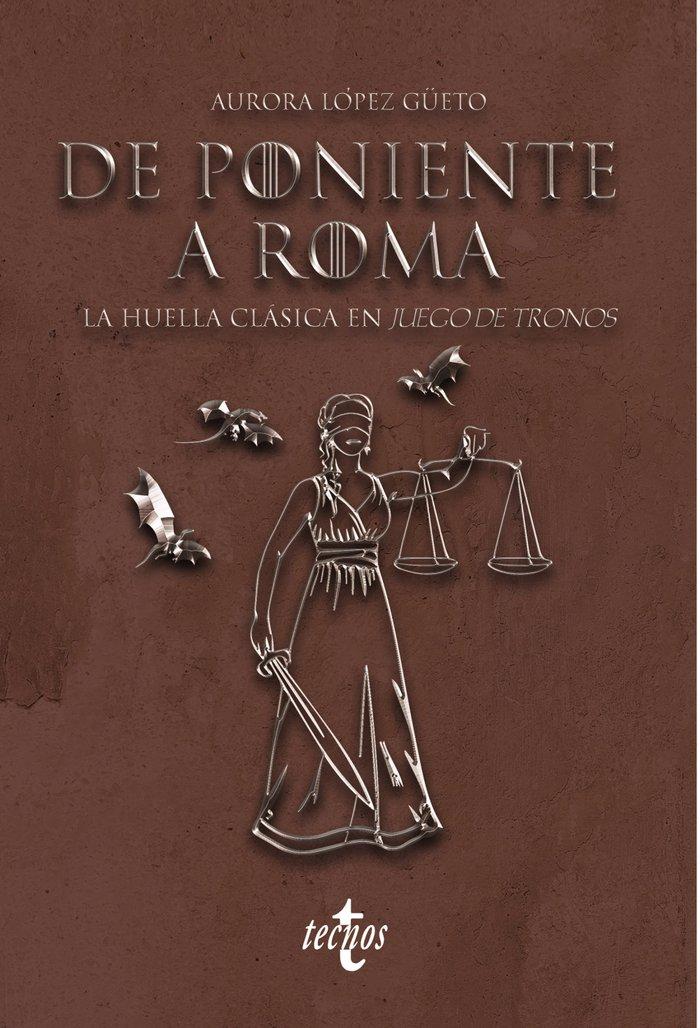 De poniente a roma