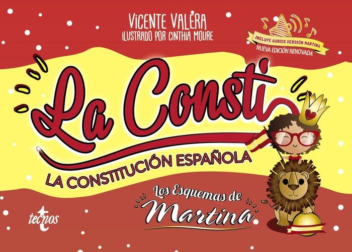 Constitucion española los esquemas de mar