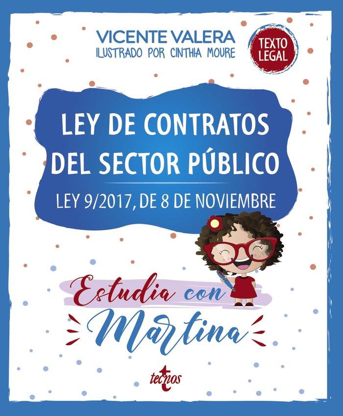 Ley de contratos del sector publico estudi