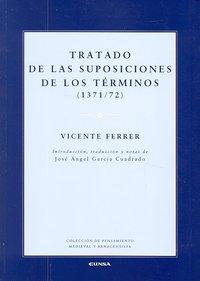 Tratado de las suposiciones de los terminos 1371 1372