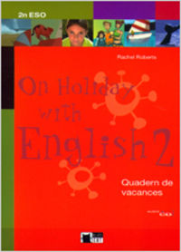 On holiday with english 2 catala. quadern de vacances