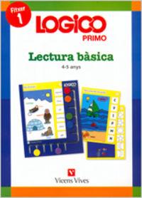 Logico primo lectura basica 1. llengua i literatur