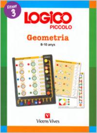 Logico piccolo geometria. fitxer 3. matematiques