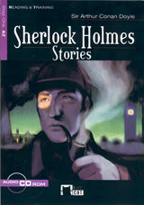 Sherlock holmes stories +cd step one a2