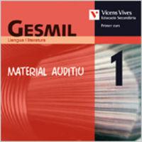Gesmil 1 cd material auditiu. llengua i literatura