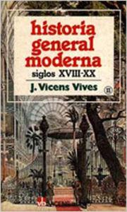 Historia general moderna v-2 bolsillo