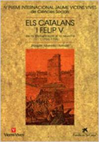 Els catalans i felip v