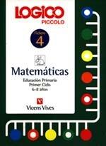 Logico piccolo matematicas 4 ep                   vicmat12ep