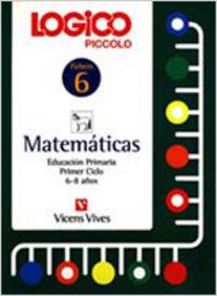 Logico piccolo matematicas 6 ep                   vicmat12ep