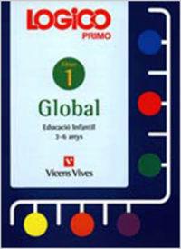 Logico primo 3. global. fitxes educacio infantil 3