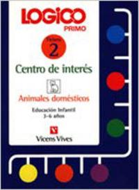 Logico primo. centros de interes. animales domesti