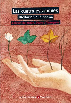 Cuatro estaciones invitacion poesia al