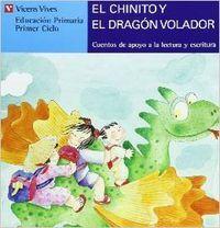 Chinito y el dragon volador sa mayusculas