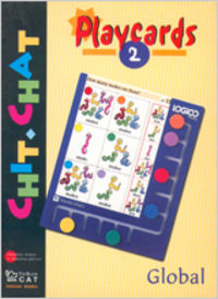 Chit chat playcards 2. ingles. material auxiliar