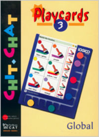 Chit chat playcards 3. ingles. material auxiliar