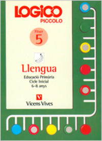 Logico piccolo llengua. fitxer 5. llengua. fitxes