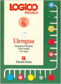 Logico piccolo llengua 6