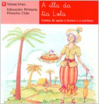 A illa da tia lola. lecturas. primeiro ciclo.