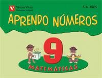 Aprendo numeros 9 08
