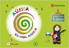 Espiral magica musica p-5 valencia+cd