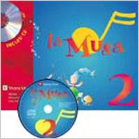Musa 2. llibre de l'alumne. musica. segon curs,la