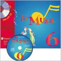 Musa 6. llibre de l'alumne. musica. sise curs,la