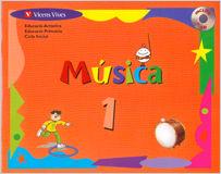 Musica 1 catala+cd n/e