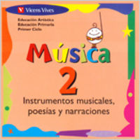 Musica 2 cd material auditivo para el aula. musica