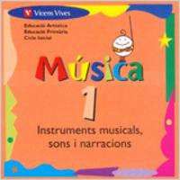 Musica 1 cd material auditiu per l'aula. musica