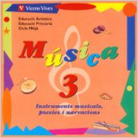 Musica 3 cd material auditiu per l'aula. musica