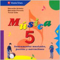 Musica 5 cd material auditivo para el aula