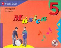 Musica 5 catala+ cd n/e