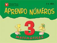 Aprendo numeros 3 5-6 años 08 ep