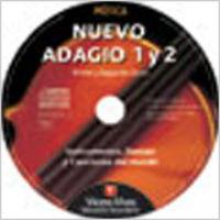 Nuevo adagio 1 cd material auditivo para el aula.