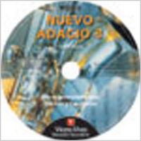 Nuevo adagio 3 cd material auditivo para el aula.